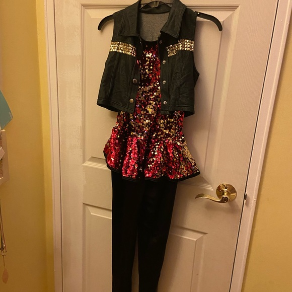Weissman Other - Dance costume